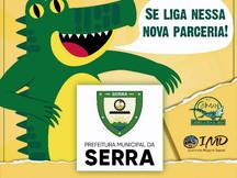 Parceria do Projeto Caiman com a Prefeitura Municipal da Serra ES