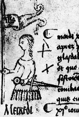 BLUE-BEARD: Joan of Arc