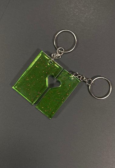 Matching Kaniff Keychain Set
