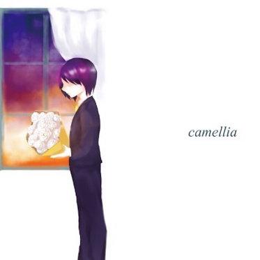 2nd single「camellia」