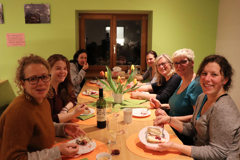 Schnappschuss: Abendessen