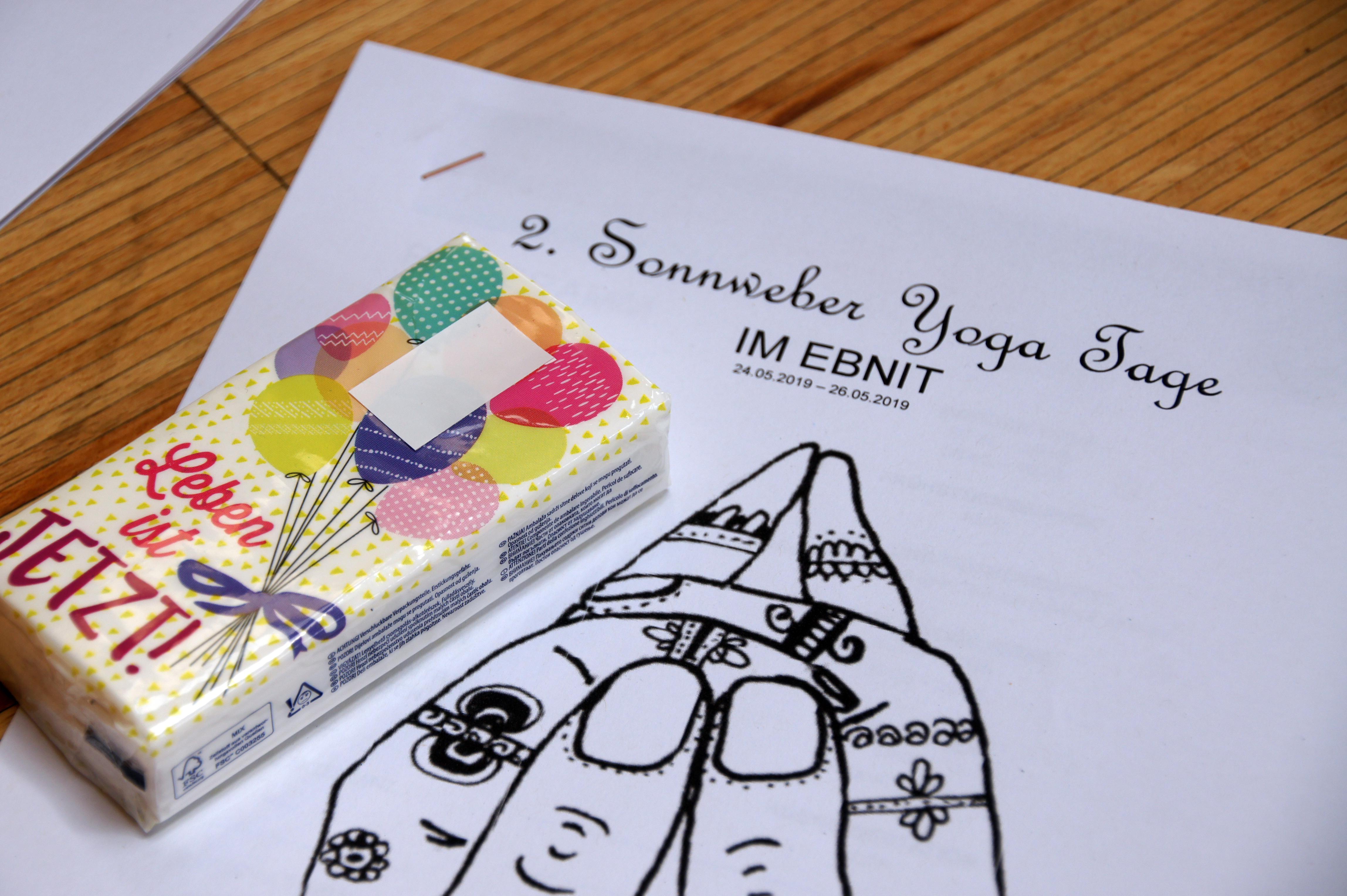 2. Sonnweber Yoga Tage