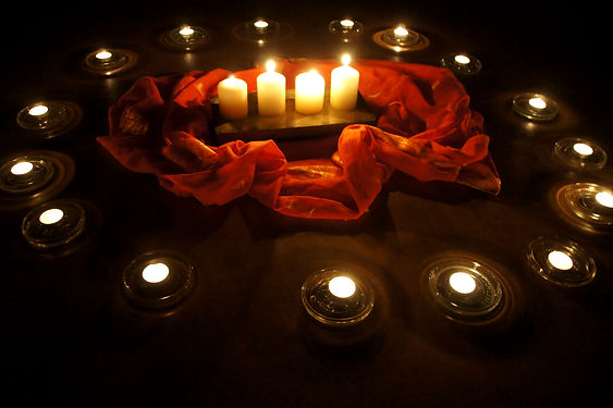 MEDITATION & MANTRA - Entspannt durch den Advent 2018