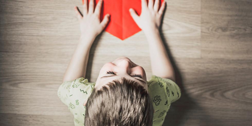 Atelier pour les enfants: Happy hearts