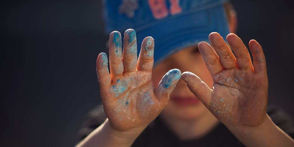Atelier gratuit pour les enfants: Terre et collage