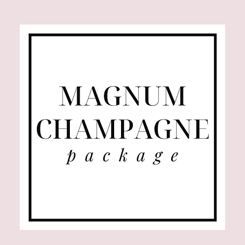 Magnum Champagne Package