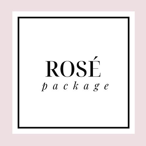 Rosé Package