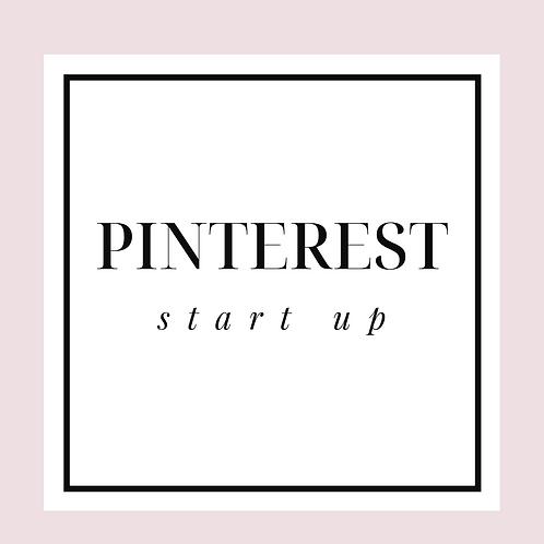 Pinterest Start Up