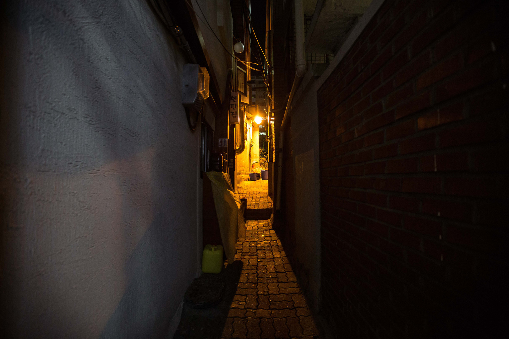 seoul street night #4