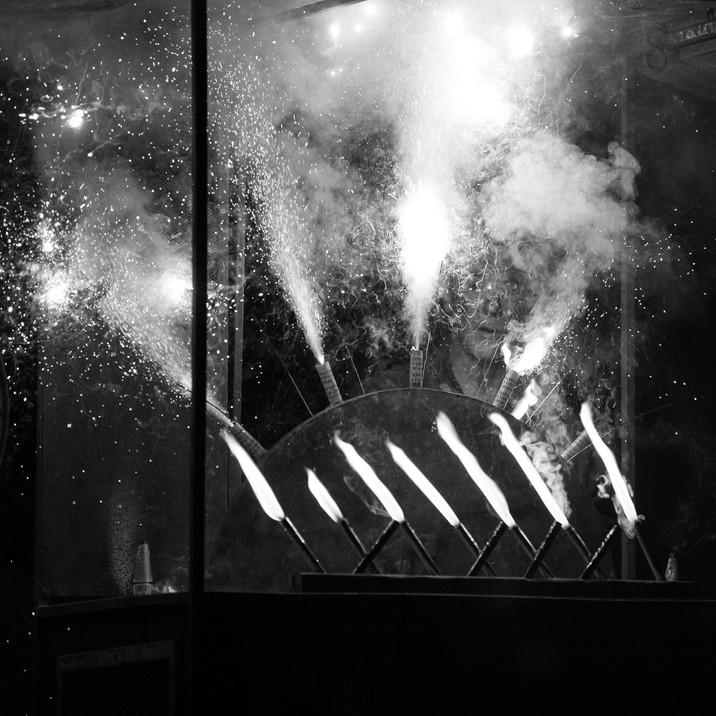 Déantibulations, 2013 - Compagnie Marcel Poudre, Festival Déantibulations, Antibes, France