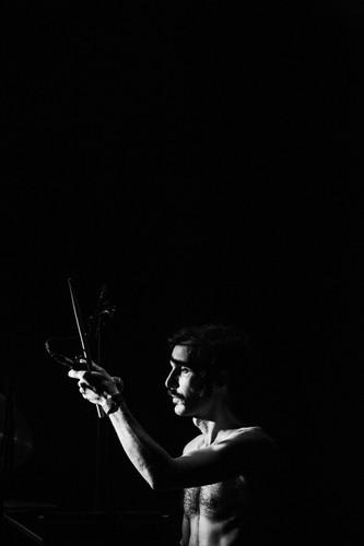 band Zarboth, 2015 - live photography, Zarboth Release Party, Petit Bain, Paris, France