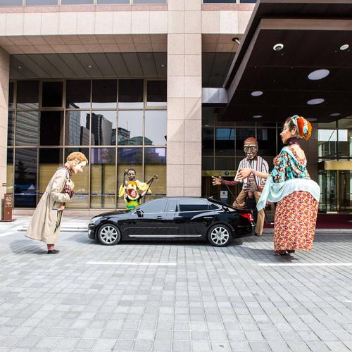 Les Touristes, 2015 - Compagnie Les Grandes Personnes, Hi Seoul Festival, Seoul, Korea