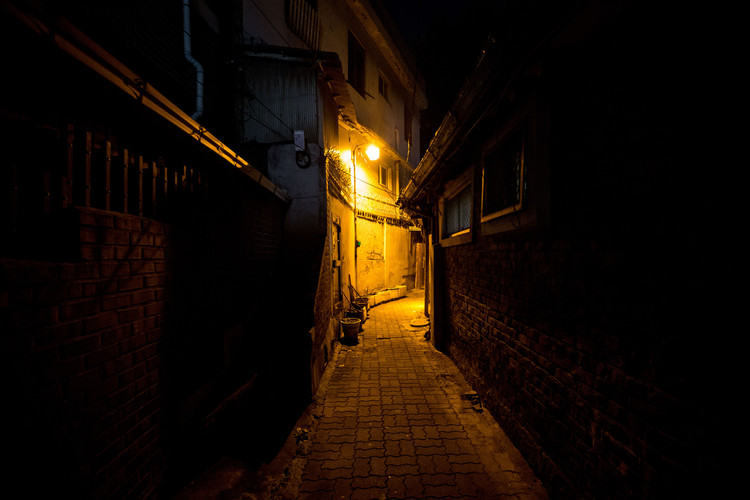 seoul street night #2
