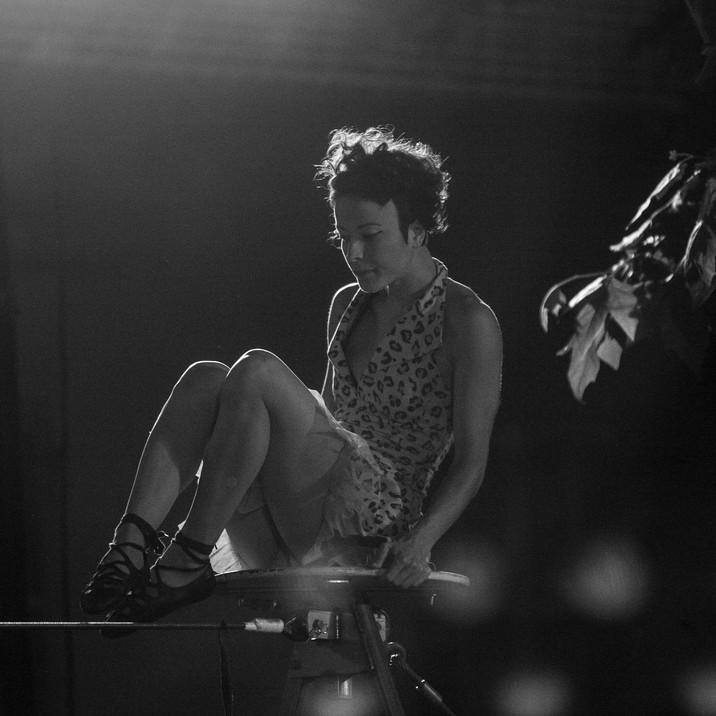 Déantibulations, 2013 - Compagnie Bam, Willygoodwood, Festival Déantibulations, Antibes, France