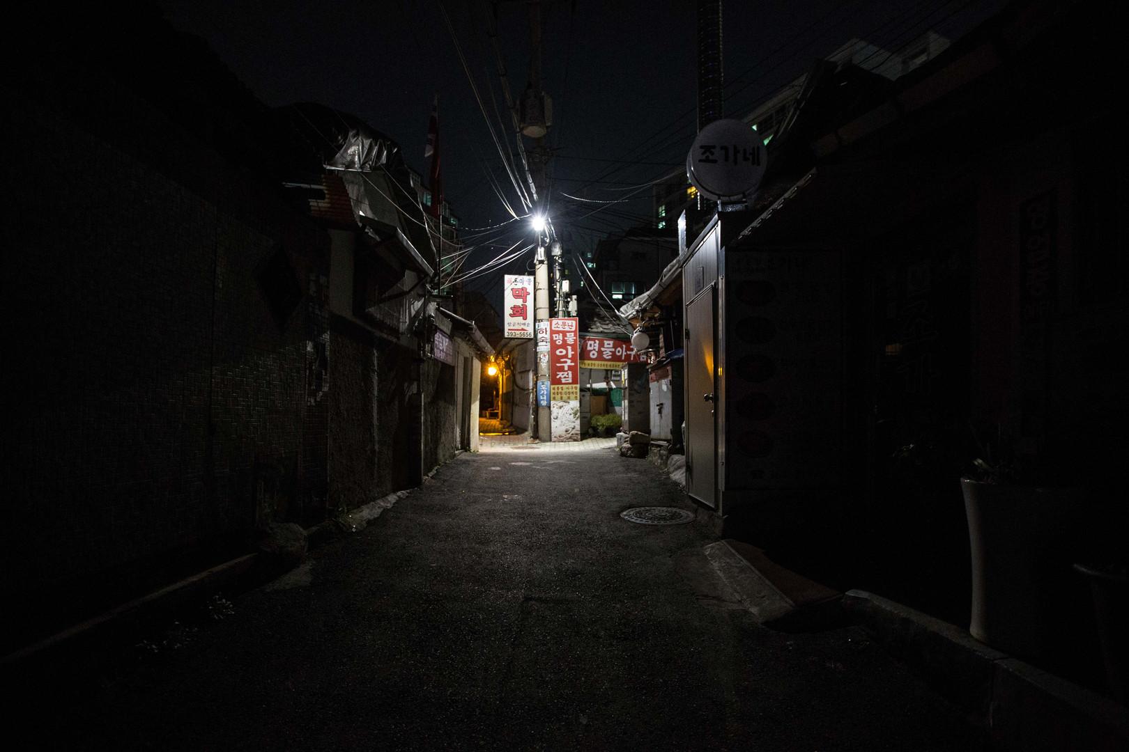 seoul street night #13
