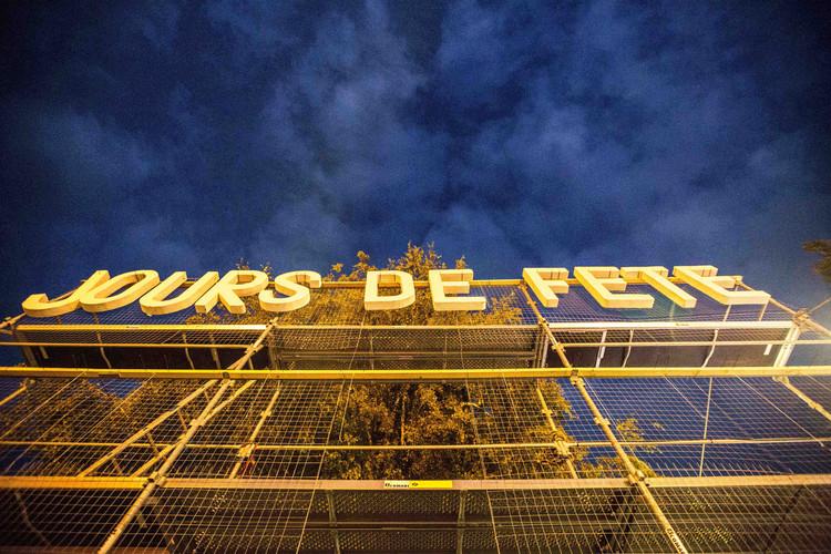 Jours de Fête, 2015 - Festival Feigneux, France