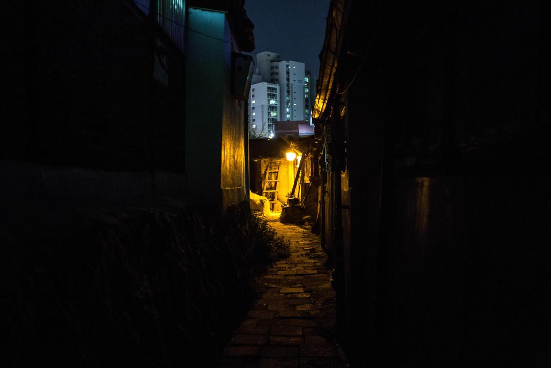 seoul street night #14