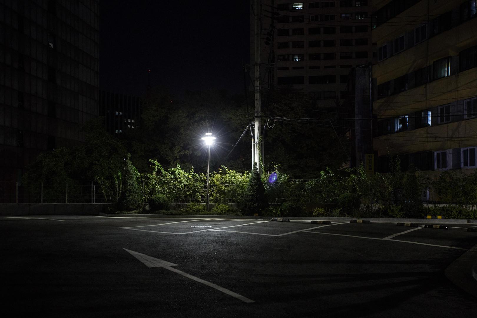 seoul street night #5