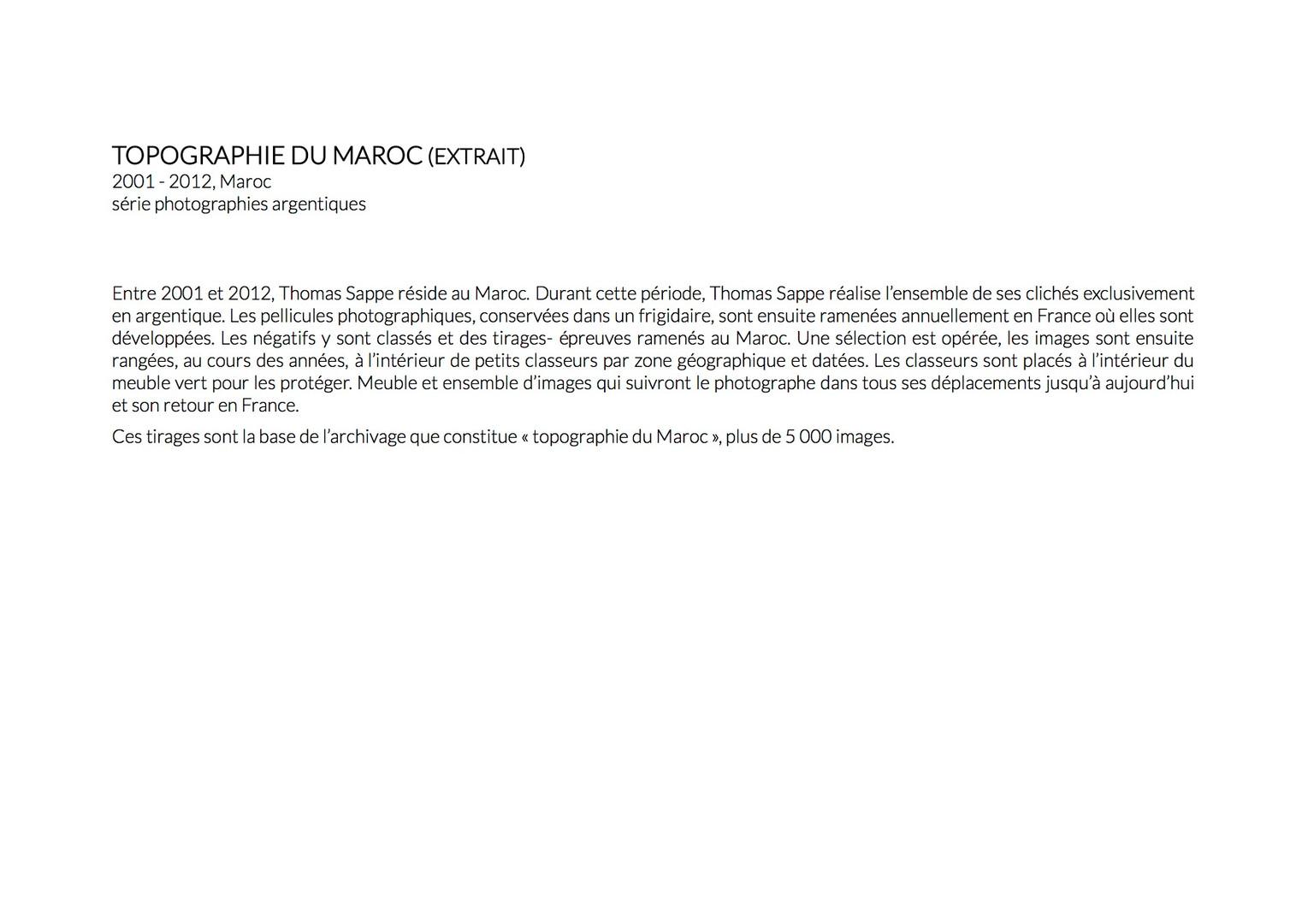 TOPOGRAPHIE DU MAROC - Lato.JPG