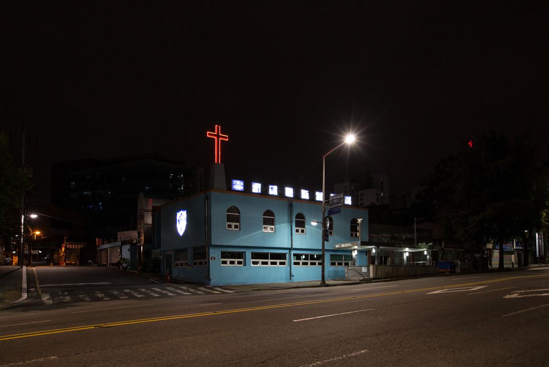 seoul street night #1
