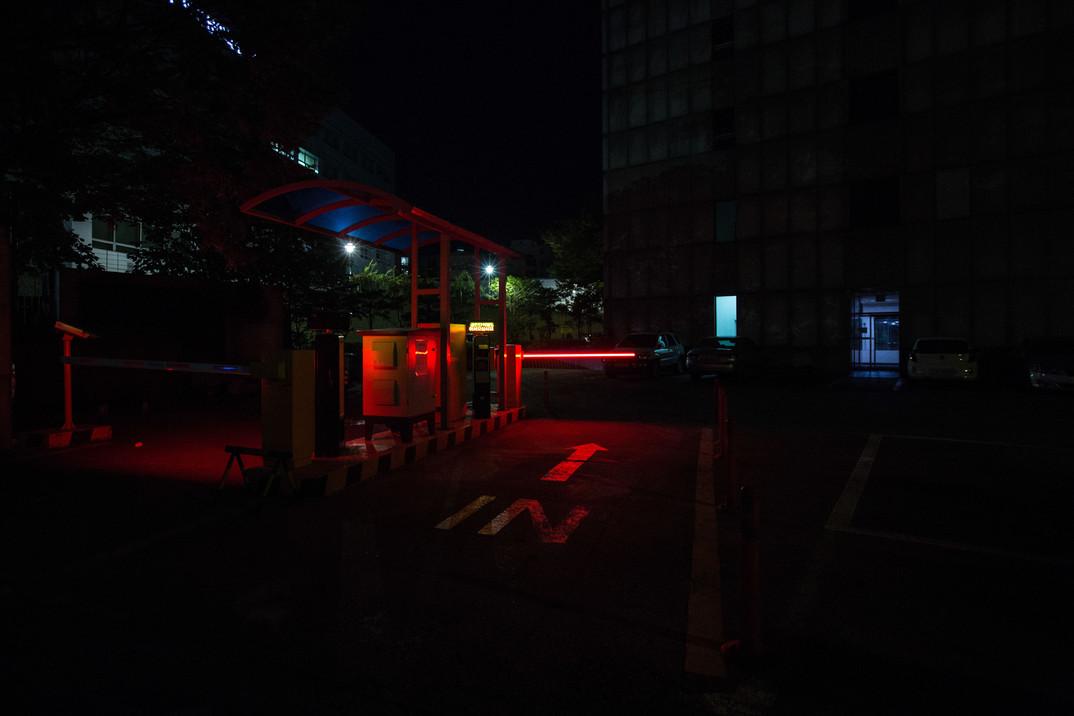 seoul street night #7