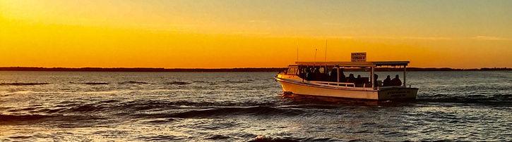 Fishing Boat at Dawn Kent Narrows
