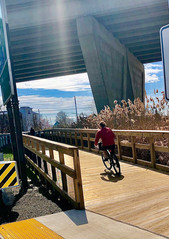 New Boardwalk Trail Connecting Kent Narrows Way North to Kent