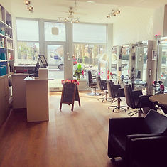 Anna's Hair Salon Service Area