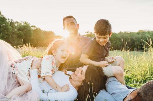 A happy family is but an earlier heaven ~ George Bernard Shaw