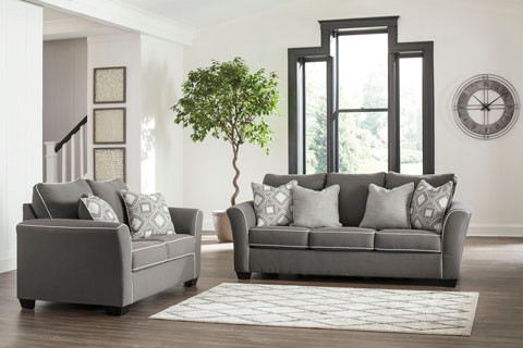The Domani Sofa Set