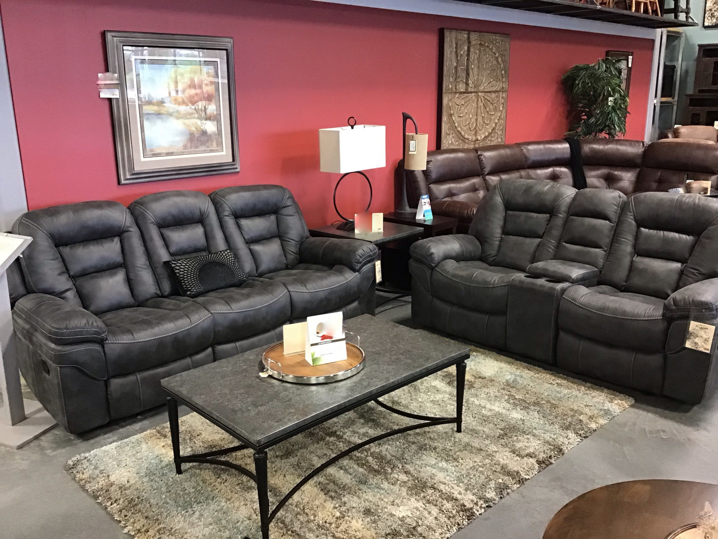 Denali 3 pc Reclining set