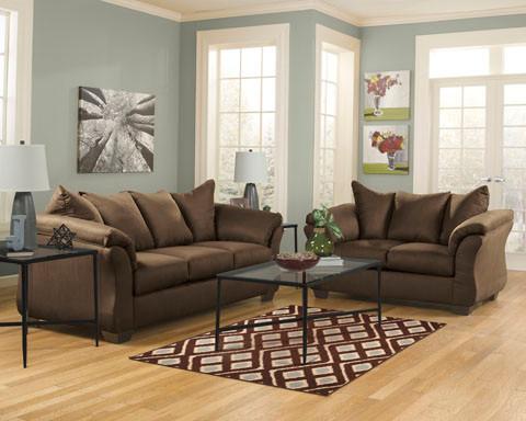 The Darcy Sofa Set