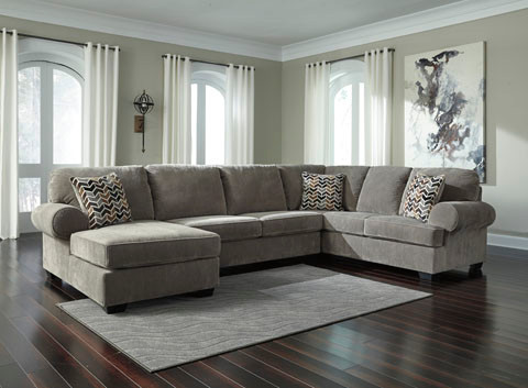 Jinllingsly Gray Sectional
