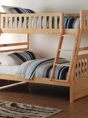 The b2043 bunk bed