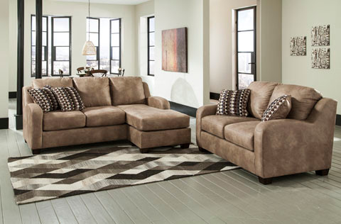 The Alturo Sofa chaise set