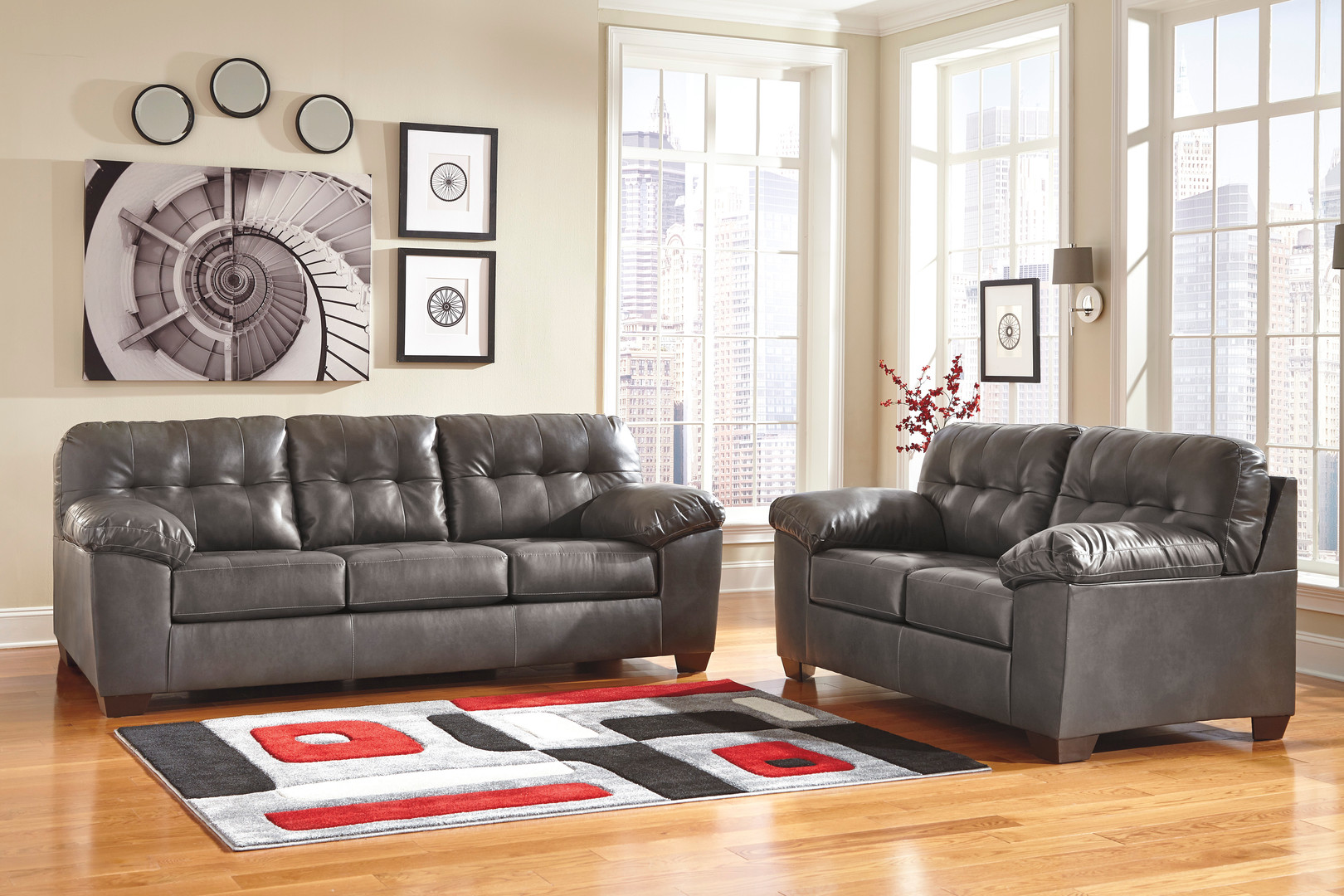 The Alliston Sofa Set