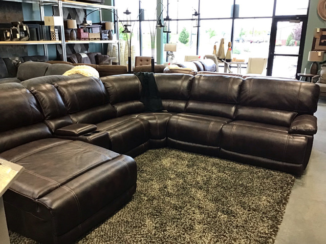 Dallas Reclining Sectional