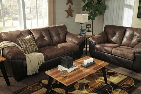 The Gregale Sofa Set