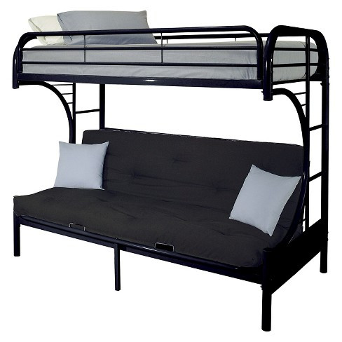 Twin Over Futon Bunk