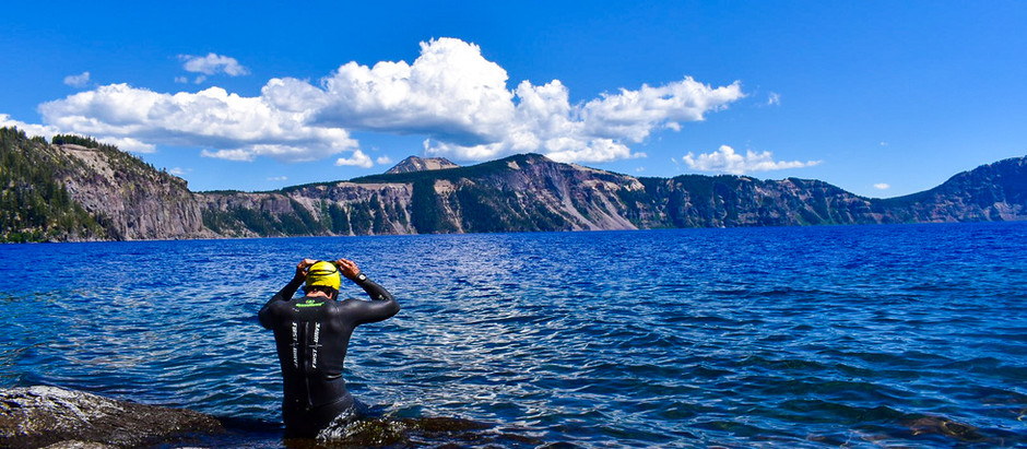 Swimming with the Fishes: Tips to help you prepare for open water swimming
