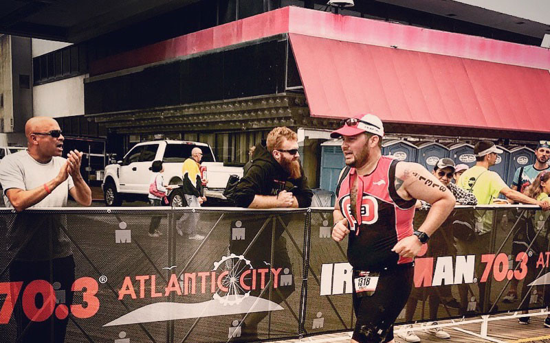 IRONMAN 70.3 Atlantic City