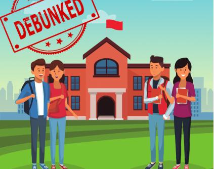 Debunking High School Myths