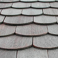 Ludowici Roof Tile Ludowici Custom Roof Tile Swatch