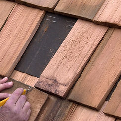 Cedar Roof Repair Wichita