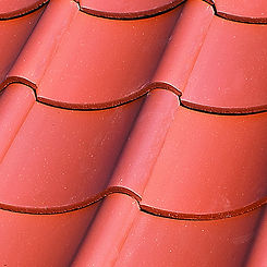 Ludowici Roof Tile Scandia Tile Swatch