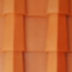 Ludowici Roof Tile Greek Clay Barrel Til Swatch