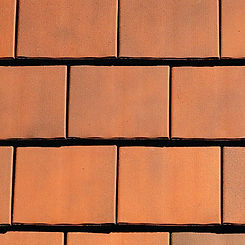 Ludowici Roof Tile Provincial Clay Shingle Tile Swatch