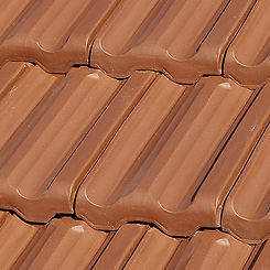 Ludowici Roof Tile French Interlocking Clay Tile Swatch