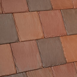DaVinci Roofscapes Bellaforte Slate Sonora-VariBlend Swatch