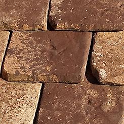 Ludowici Roof Tile Crude Clay Shingle Tile Swatch